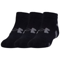 Meia Under Armour Heatgear 3Pk Low Cut