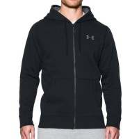 Moletom Under Armour Rival Cotton Zipper