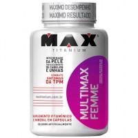 Multimax Femme - Multivitaminico Max Titanium