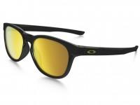 Óculos Oakley Stringer Polished Black - 24K Iridium