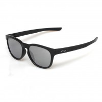 OCULOS STRINGER POLISHED BLACK W/ CHROME IRIDIUM OAKLEY UN PTO/CHB