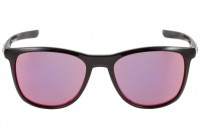Óculos Oakley Trillbe X Matte Black W/ Ruby Iridium