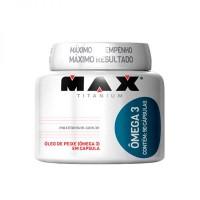 Ômega Max Titanium 3  90 Caps