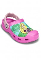 Sandalia Crocs Infantil Princesas
