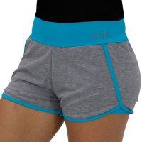 Shorts Wazzu Moletom Fitness 2 Em 1