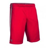 SHORT UA TECH MESH UNDER ARMOUR tamanho:G;cor:Vermelho e Cinza