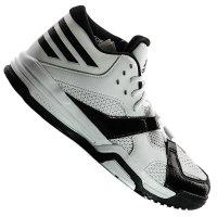 TENIS FIRST STEP ADIDAS tamanho:41;cor:Branco e Preto