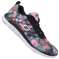 Tênis Skechers Floral Bloom