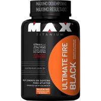 Ultimate Max Titanium Fire Black