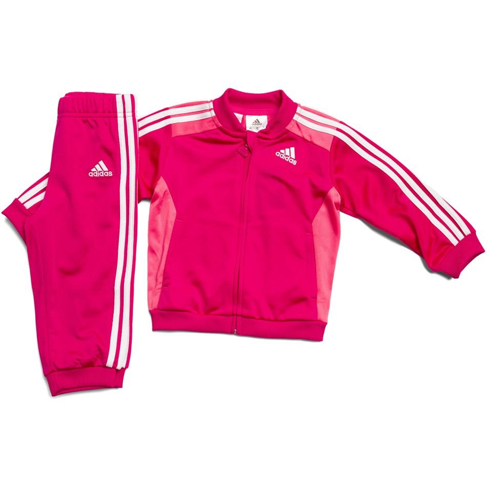 828cdabdcd9 Agasalho Adidas 3S Knit FZ Infantil