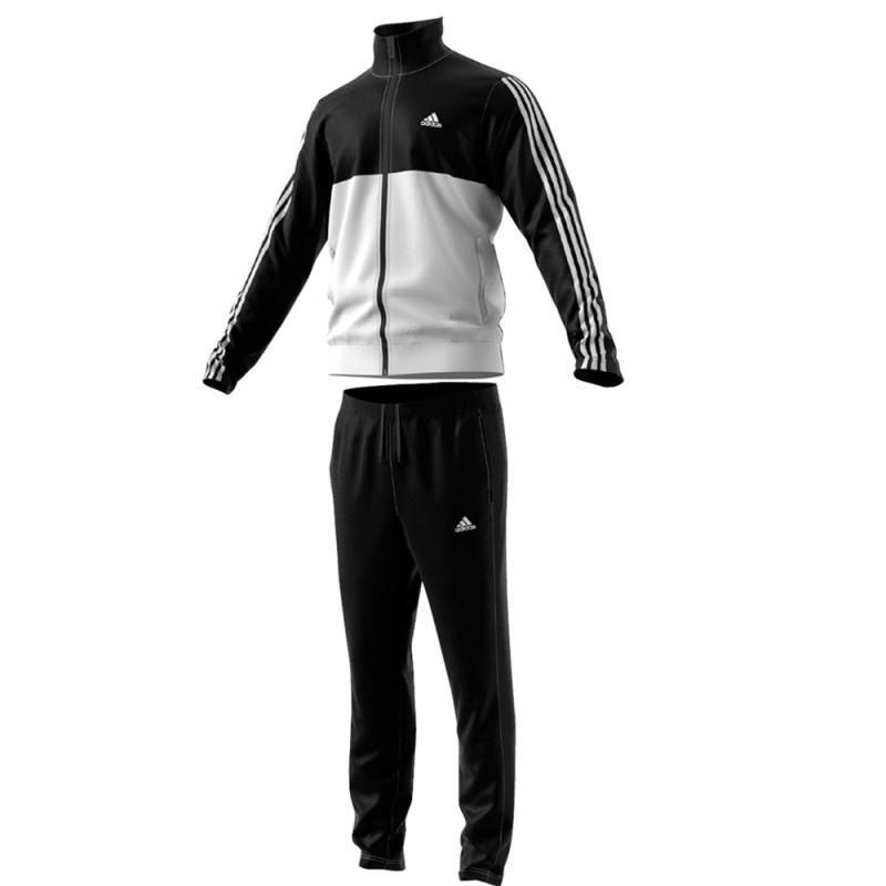 028abaaac3d Agasalho Adidas Back2basics 3S