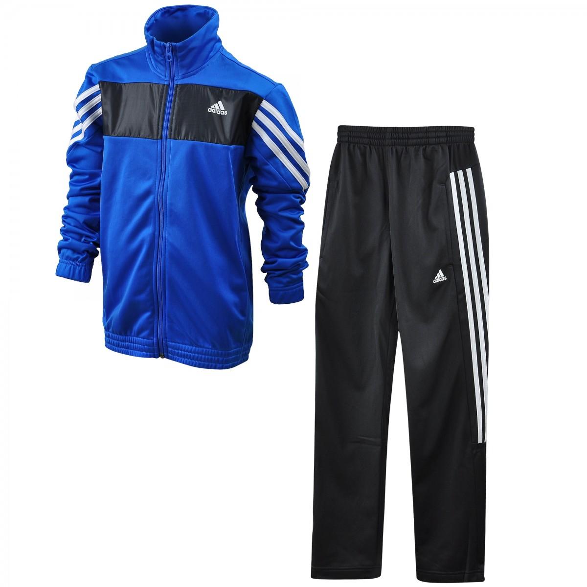 Agasalho Adidas Yb Ts Trn Kn Oh - Masculino  35668593fd15a