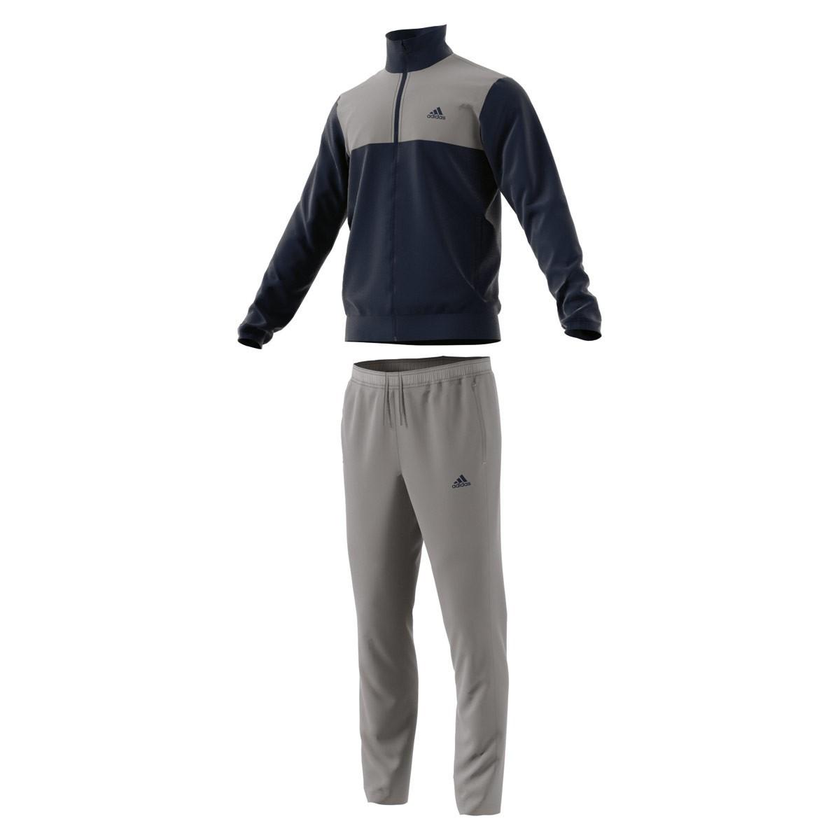 ec8299c1f4 Agasalho Adidas Masculino Back 2 Basics