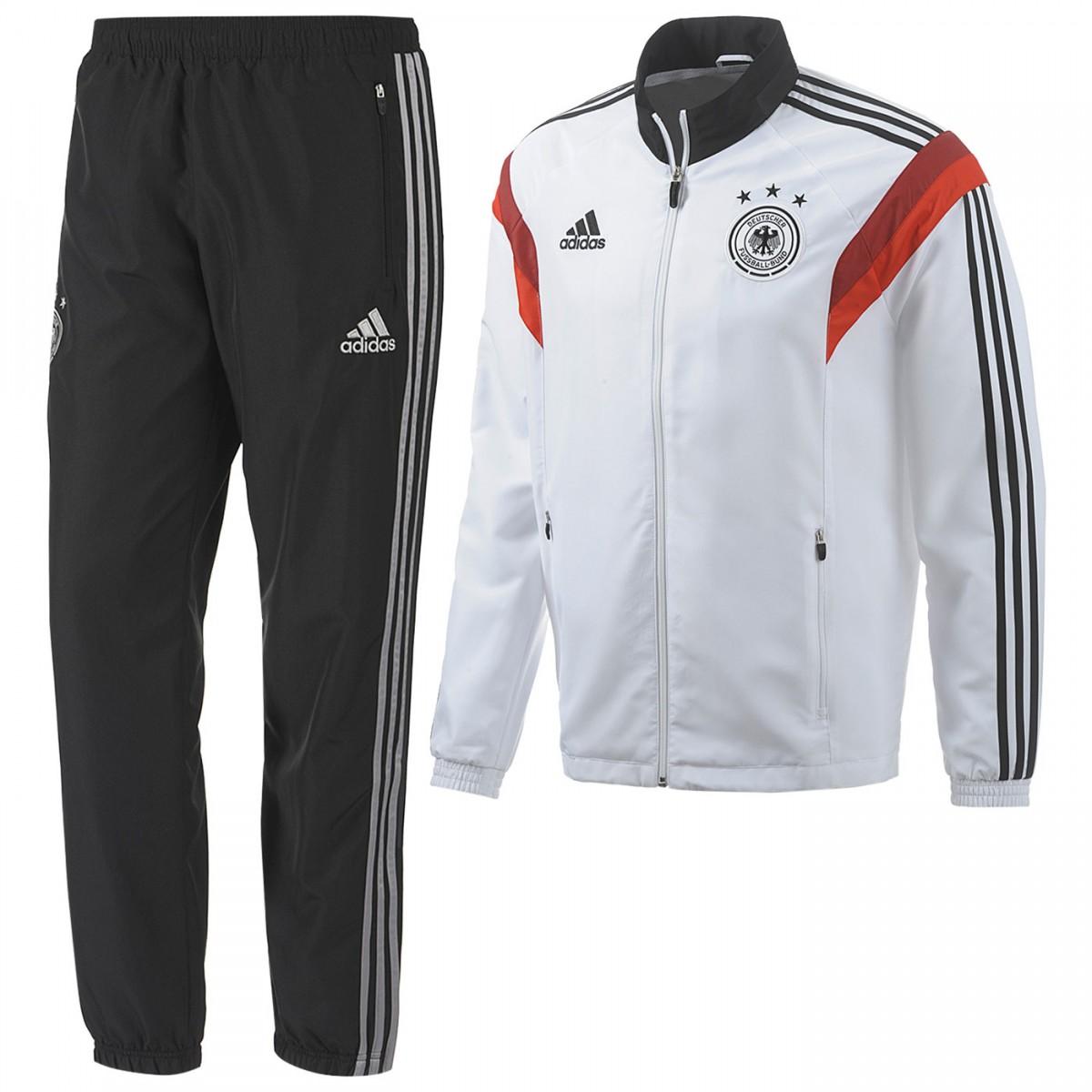 Agasalho Adidas Viagem Alemanha  a9e167bfb80ed