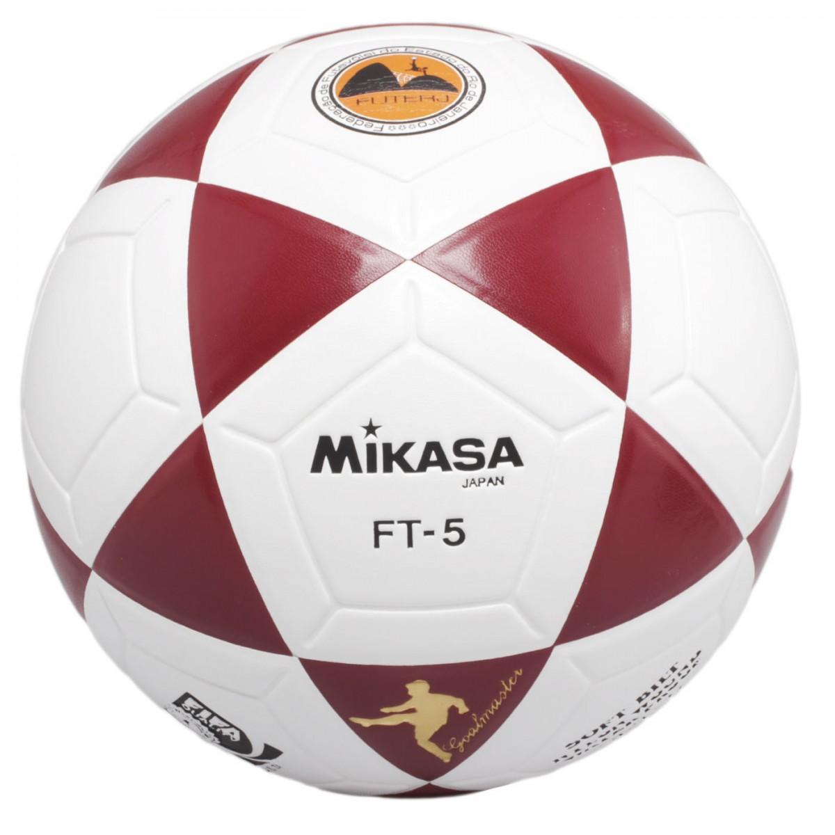 d918abcaf9 Bola Mikasa Futevôlei FT-5