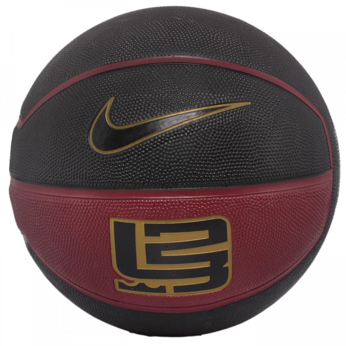 5163a1f723ce7 Bola Nike Basquete Lebron V Playground