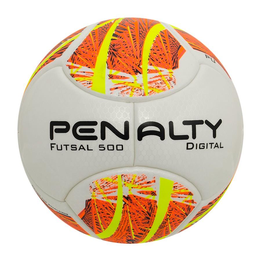 6175e717397ca Bola Penalty Futsal Digital 500 V