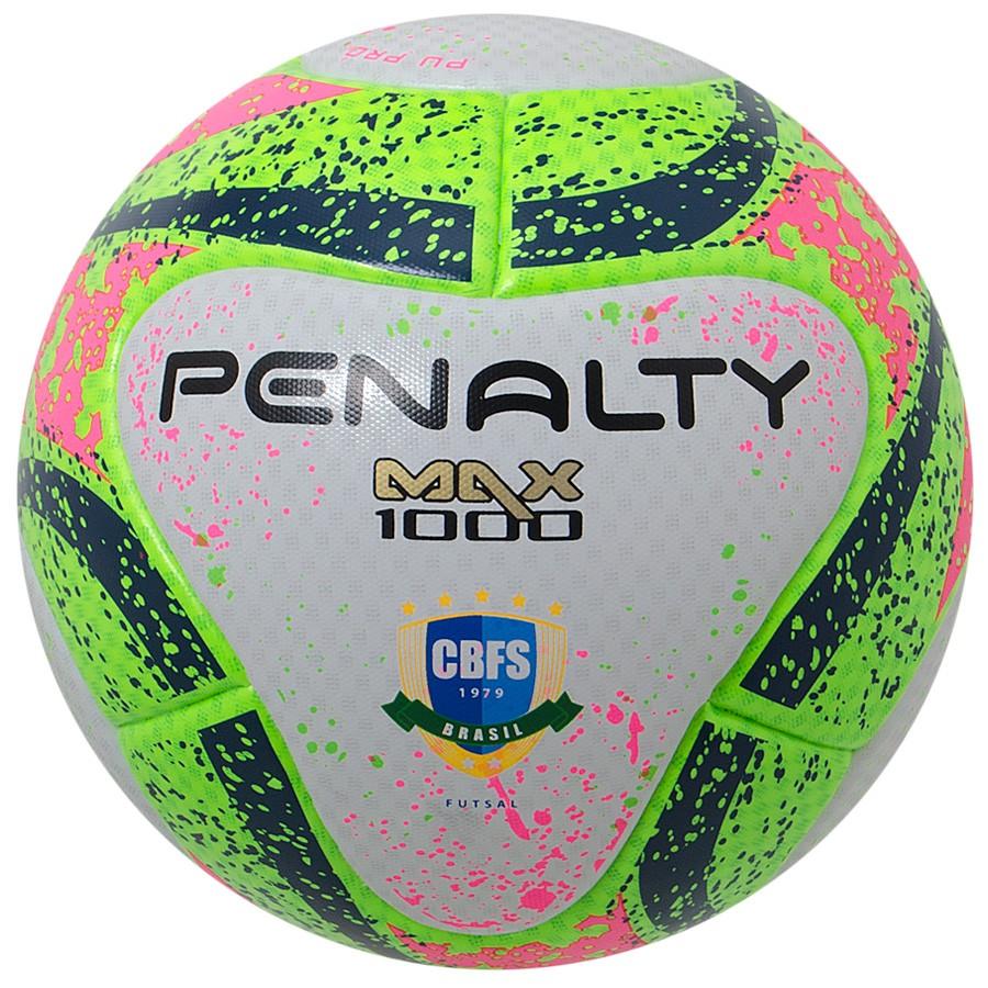 Bola Penalty Futsal Max 1000 Termotec Vii 75a8367d4024d