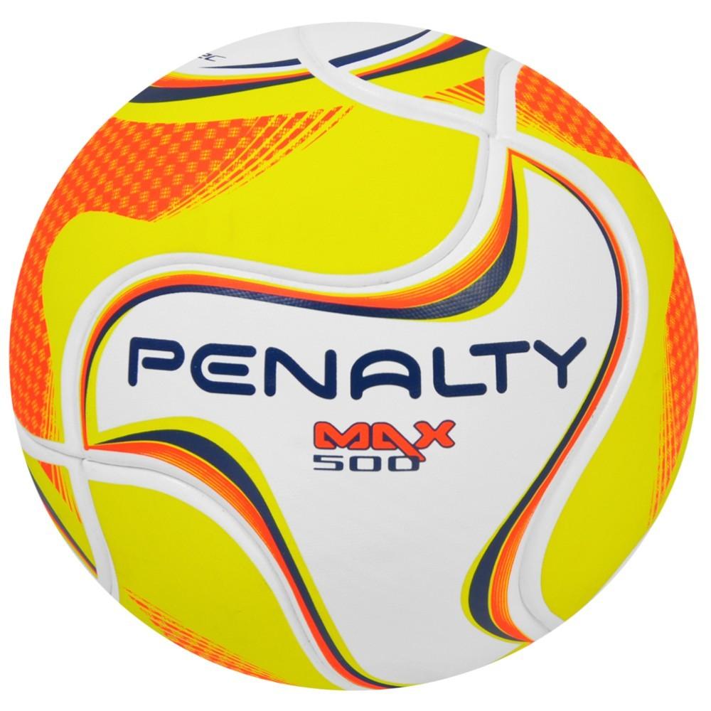 Bola Penalty Futsal Max 500 Termotec Vi e35705c52c64c