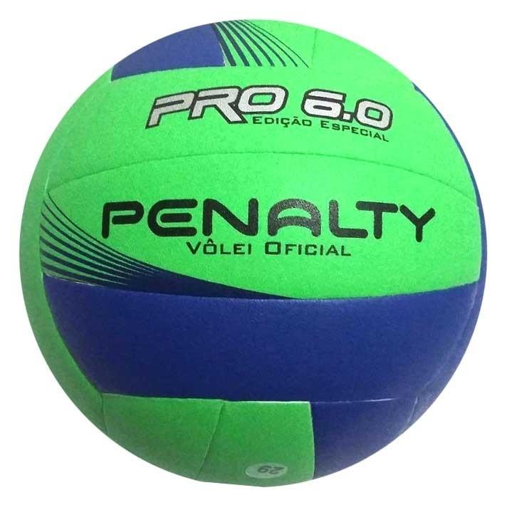 479dce283e Bola Volei 6.0 Pro Ed Vi Penalty