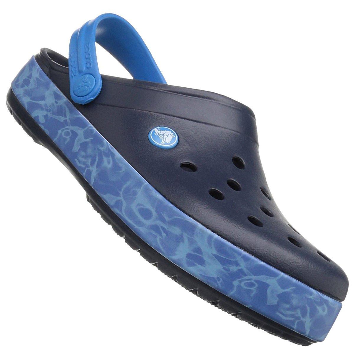 ffe96797f Calçado Crocs Crocband Graphic Clog