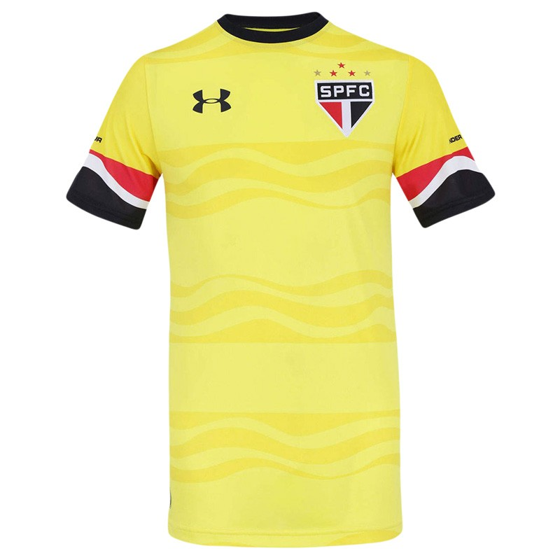 bc20495a707 Camisa 3 Spfc Oficial Under Armour