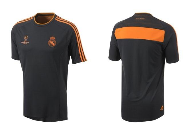 bea9ed195d125 Camisa Adidas Real Madrid Climacool