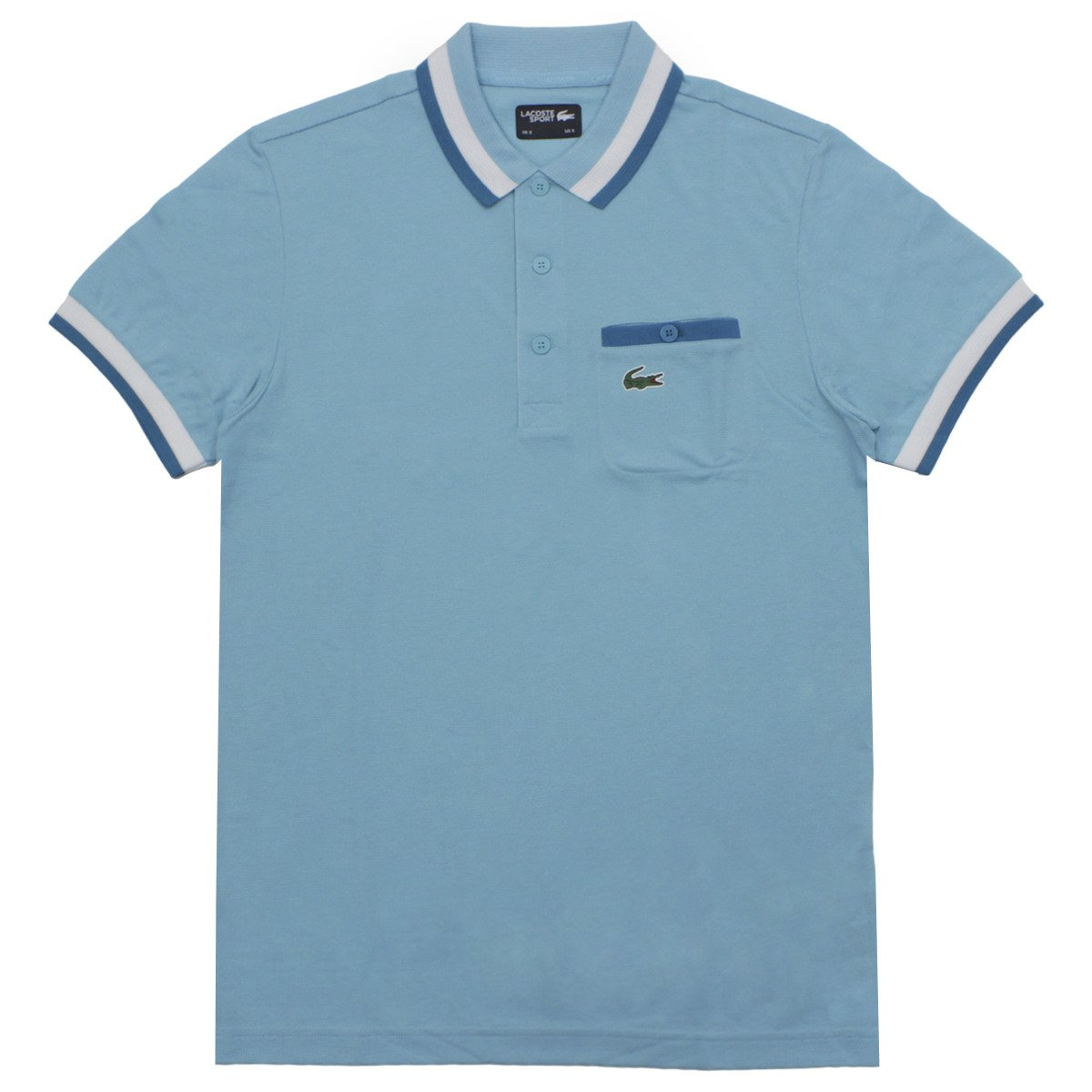 d5346a4c31a6a Camisa Lacoste Polo Yh209421 Masculina