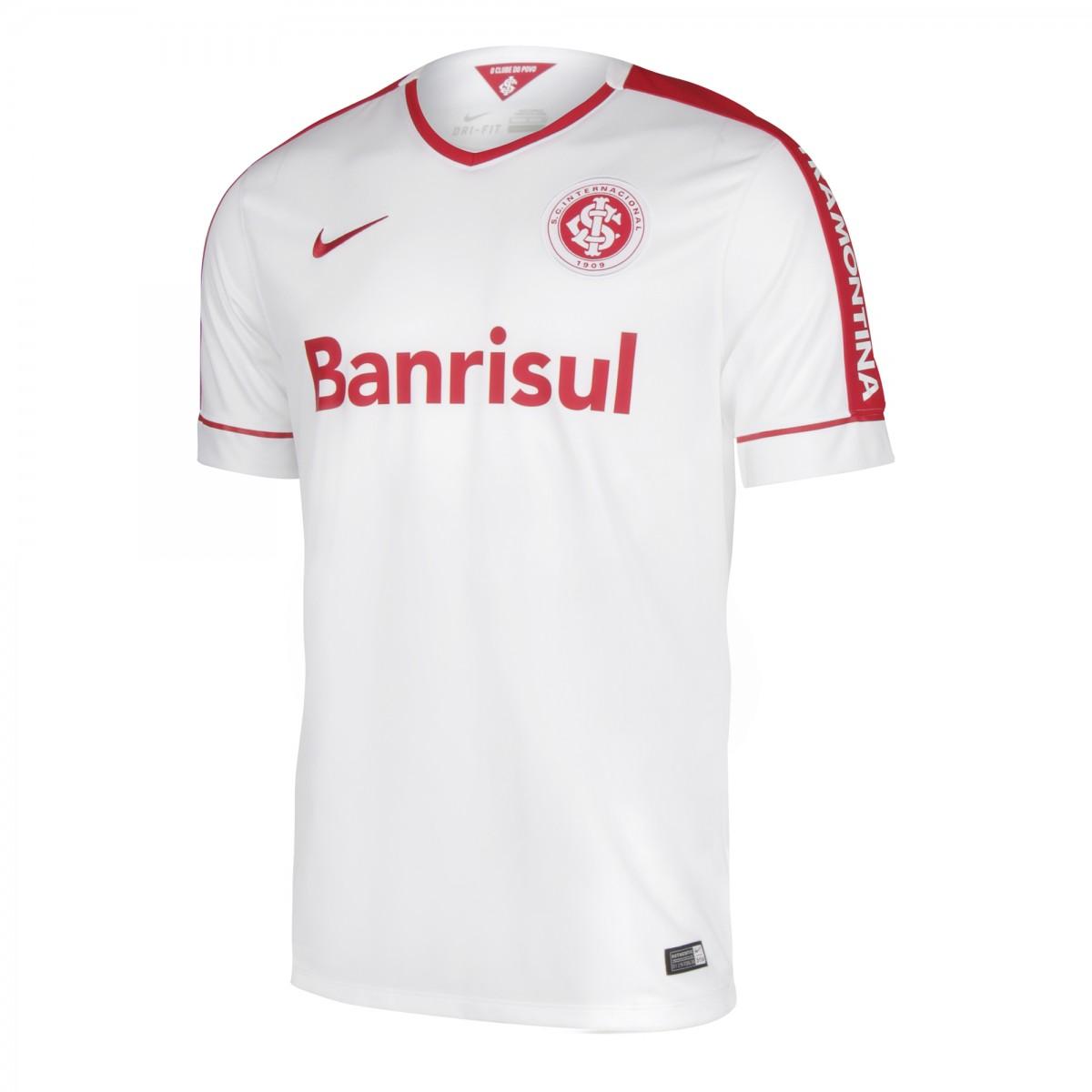 da646d97bf8 Camisa Nike Internacional SCI Away Torcedor