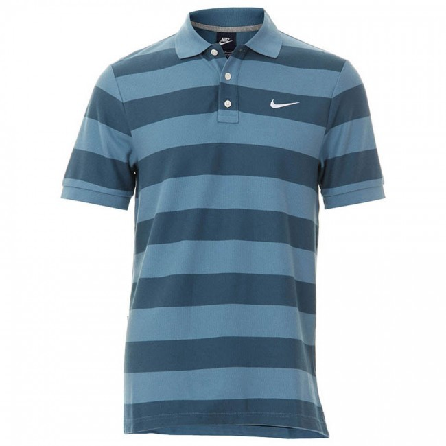 9c6a90aac6 Camisa Nike Polo Machup Stripe