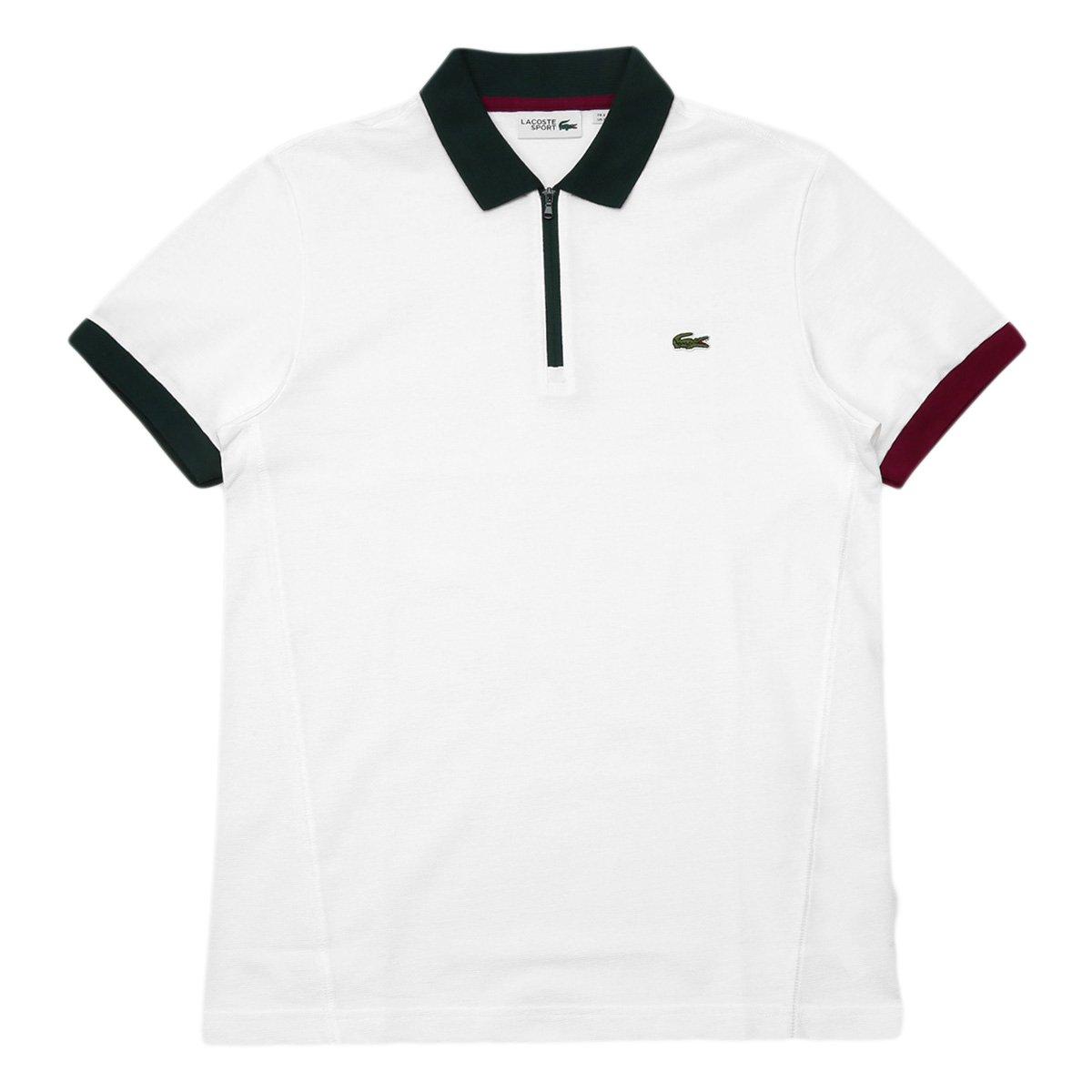 7ceb3bdae3e Camisa Polo Lacoste Manga Curta Yh892221