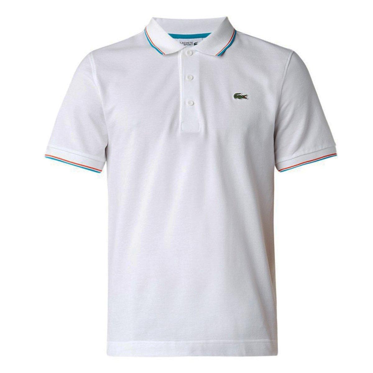 8c3b6f2b5a Camisa Lacoste Polo Yh790021 Masculina