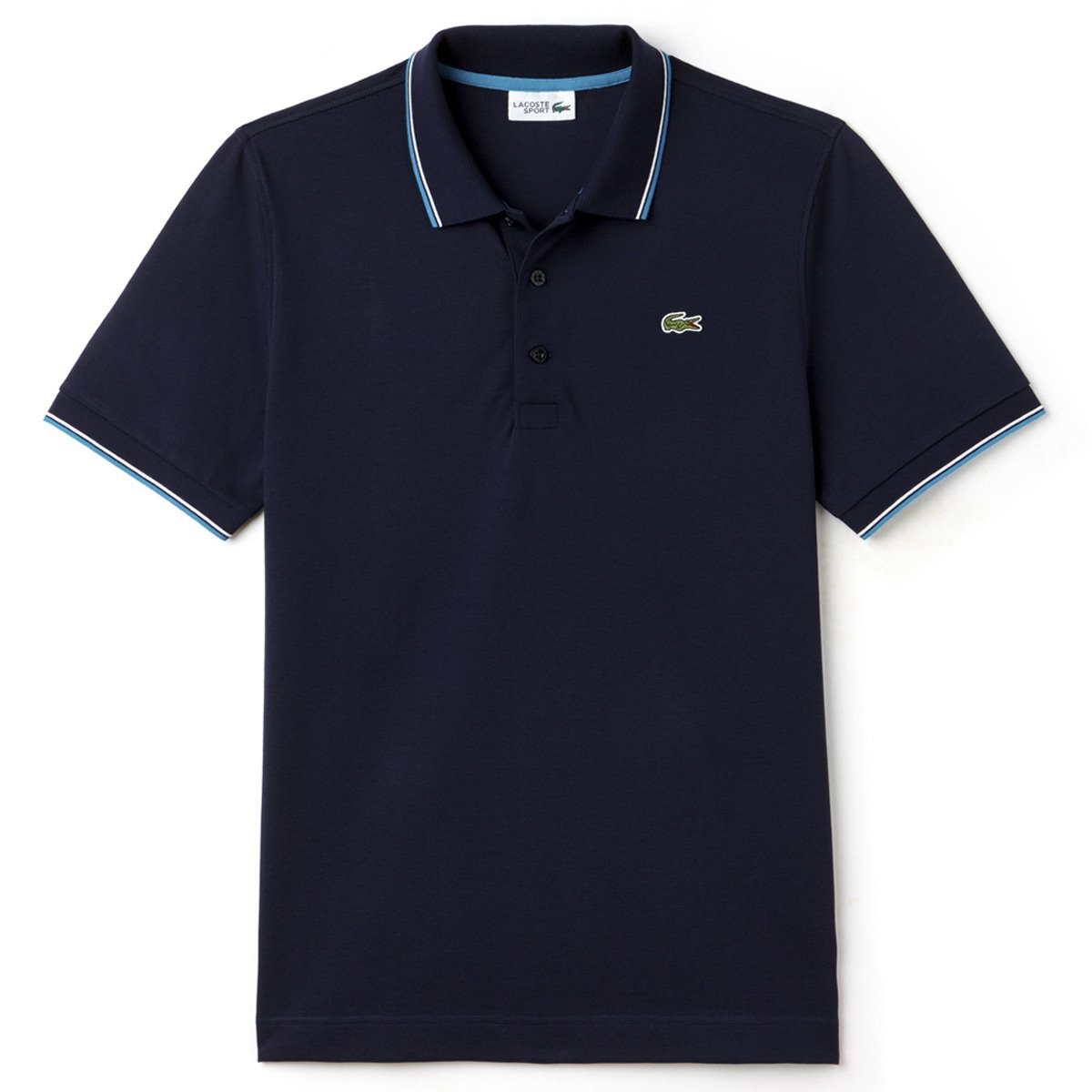 Camisa Lacoste Polo Yh790021 Masculina   Treino e Corrida 524b6879bc