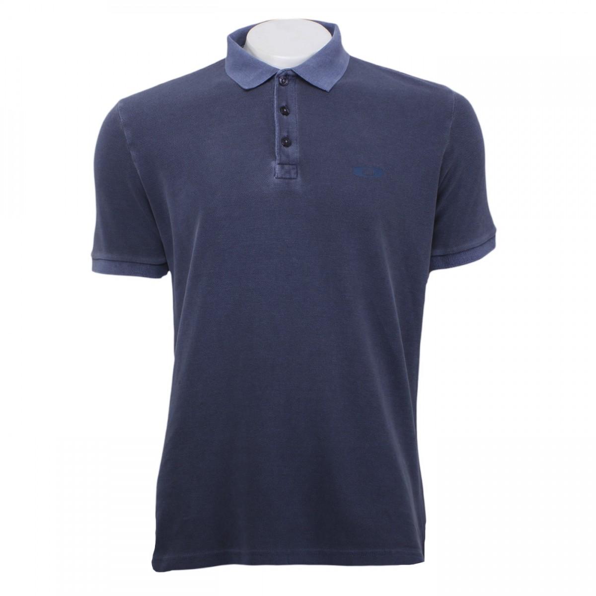 dbf2e778a34cd Camisa Polo Oakley Prompt   Treino e Corrida