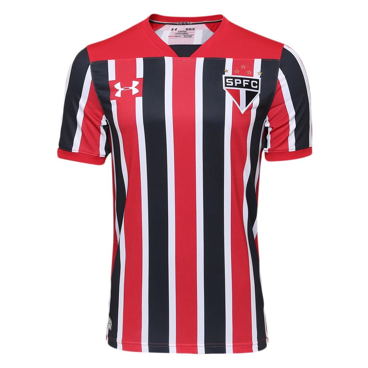 5fbd575784f Camisa São Paulo II 2017 Under Armour