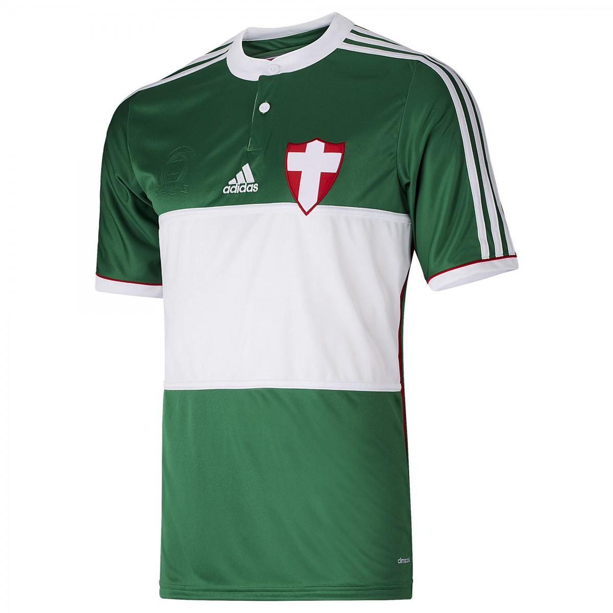 Camiseta Adidas Palmeiras III Savóia  8cfa14767ed94