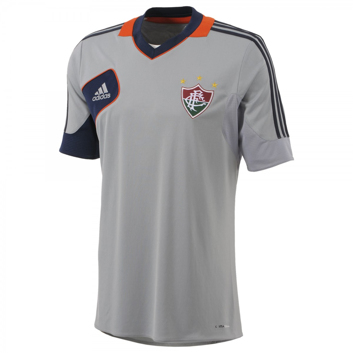 Camiseta Adidas Treino Fluminense I  98c152306a9