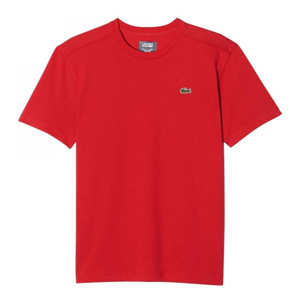 9284fc67856f8 Camiseta Lacoste Masculina Th761821