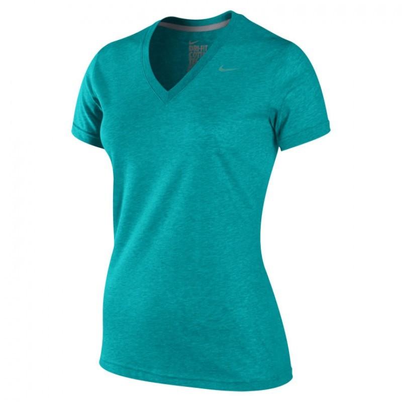 4f6c4d1ed Camiseta Nike Manga Curta Slim DFC SS V