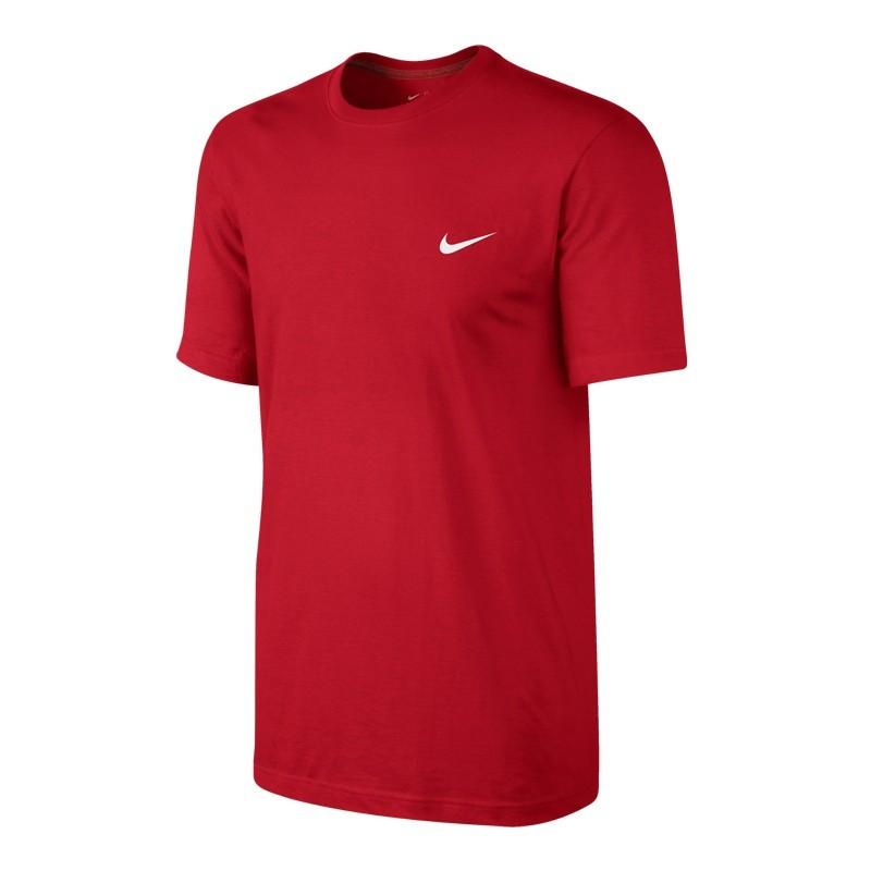 Camiseta Nike Manga Curta Tee-Embrd Swoosh - Masculina  369df1f424bbf