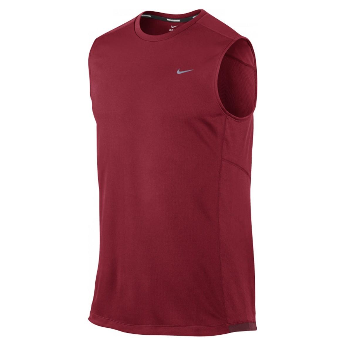 1b92be61e4 Camiseta Nike Sem Manga Miler SL - Masculino