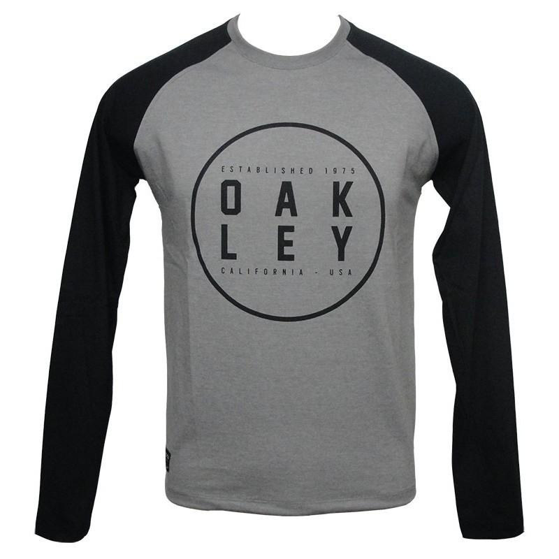e3fddfb6cb91c Camiseta Oakley Especial Moon Logo 2.0