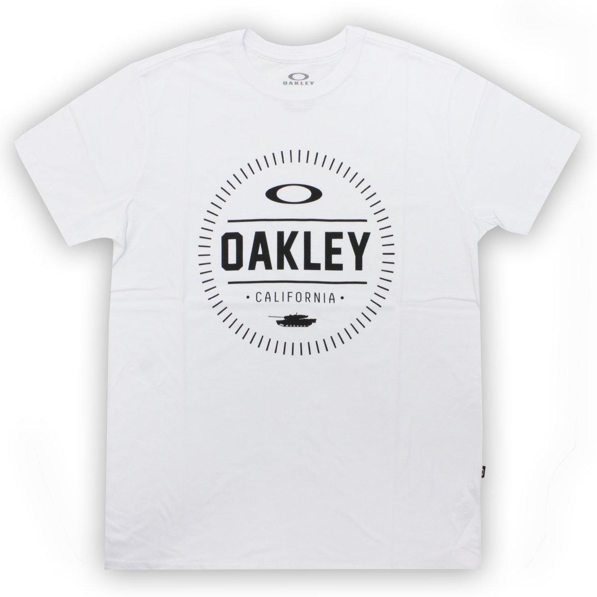 Camiseta Oakley Tank Panel Elipse Tee  92cf619df4c