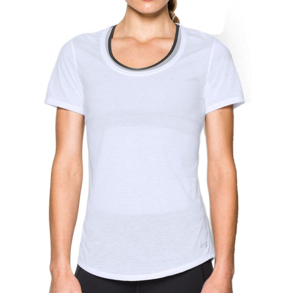 597c449770e77 Camiseta Under Armour Threadborne Streaker Feminina