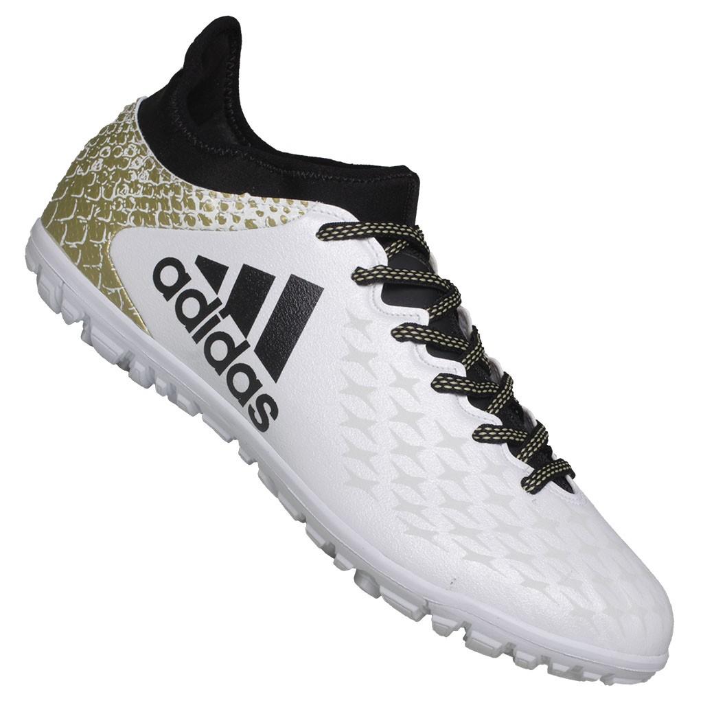 Chuteira Adidas X 16.3 TF 92edbf6af95cb