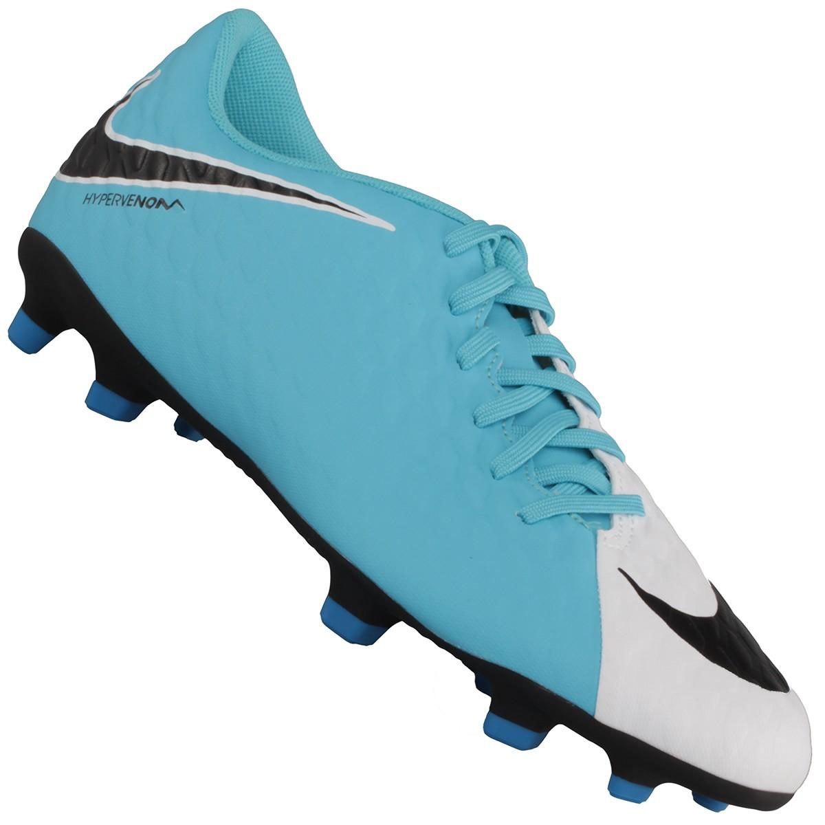 eaead9e290 Chuteira Nike Hypervenom Phade 3 FG