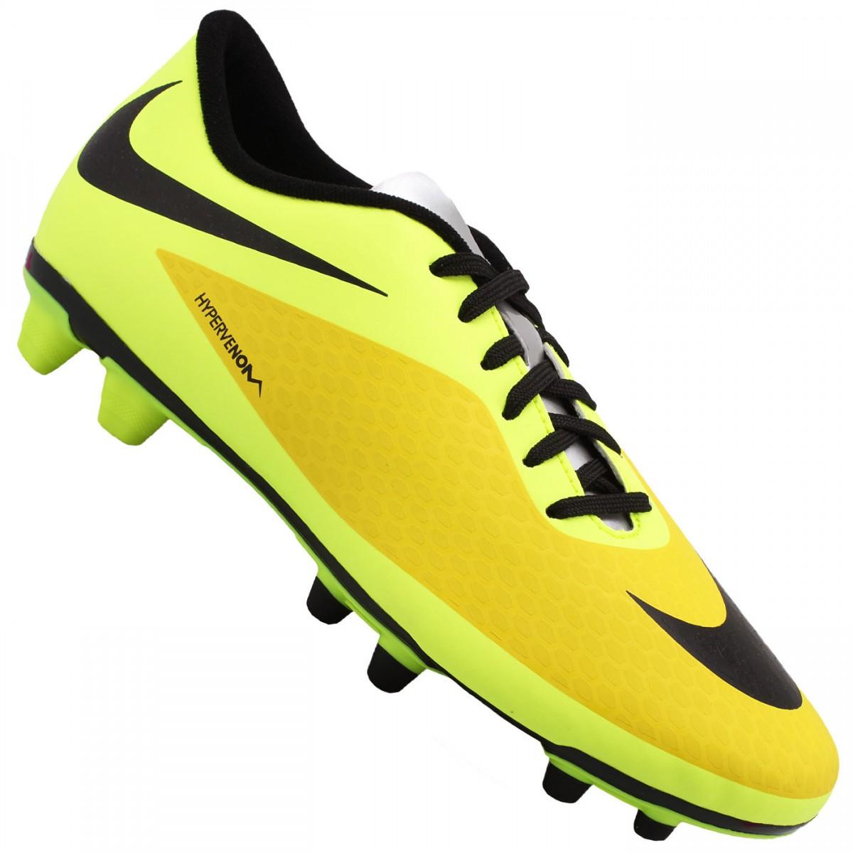 0e4822ff0d Chuteira Nike Hypervenom Phade TF