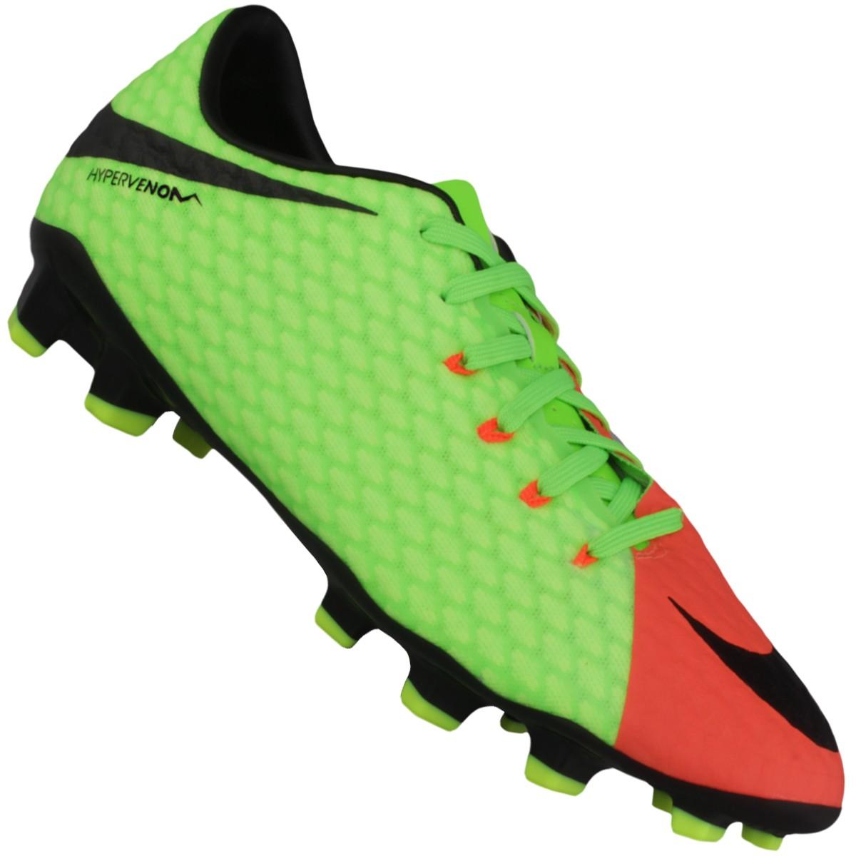Chuteira Nike Hypervenom Phelon 3 FG 47b04348b94ed