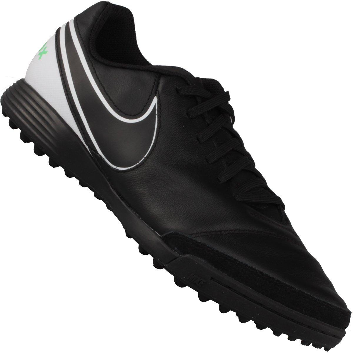 bb376d7bab Chuteira Nike Society Tiempox Gênio 2 Leather TF
