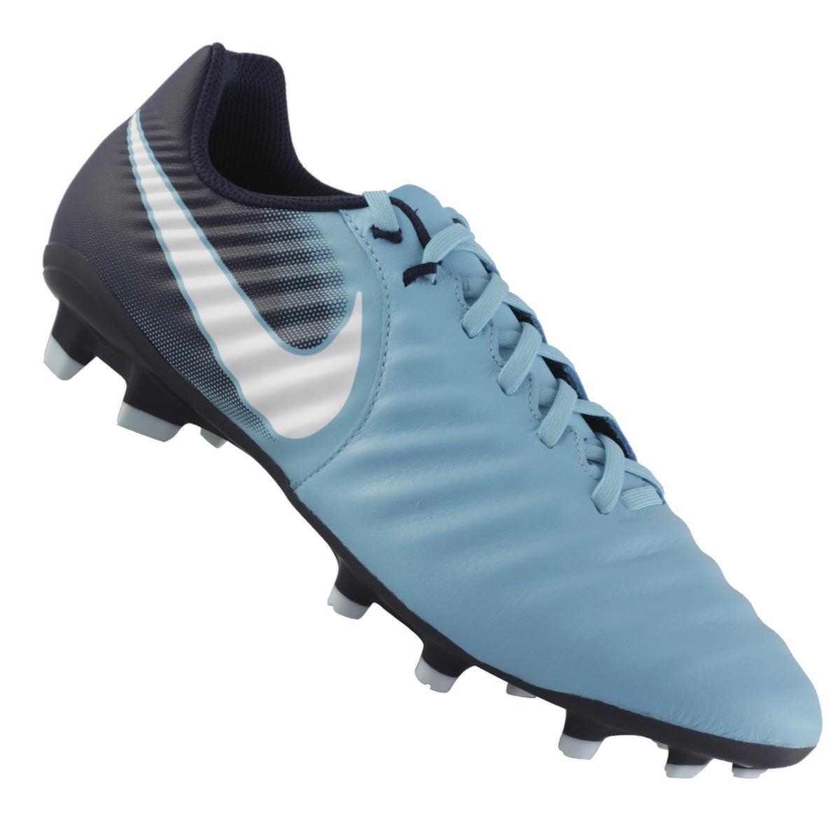 Chuteira Nike Tiempo Ligera IV FG  c9bd84647192e